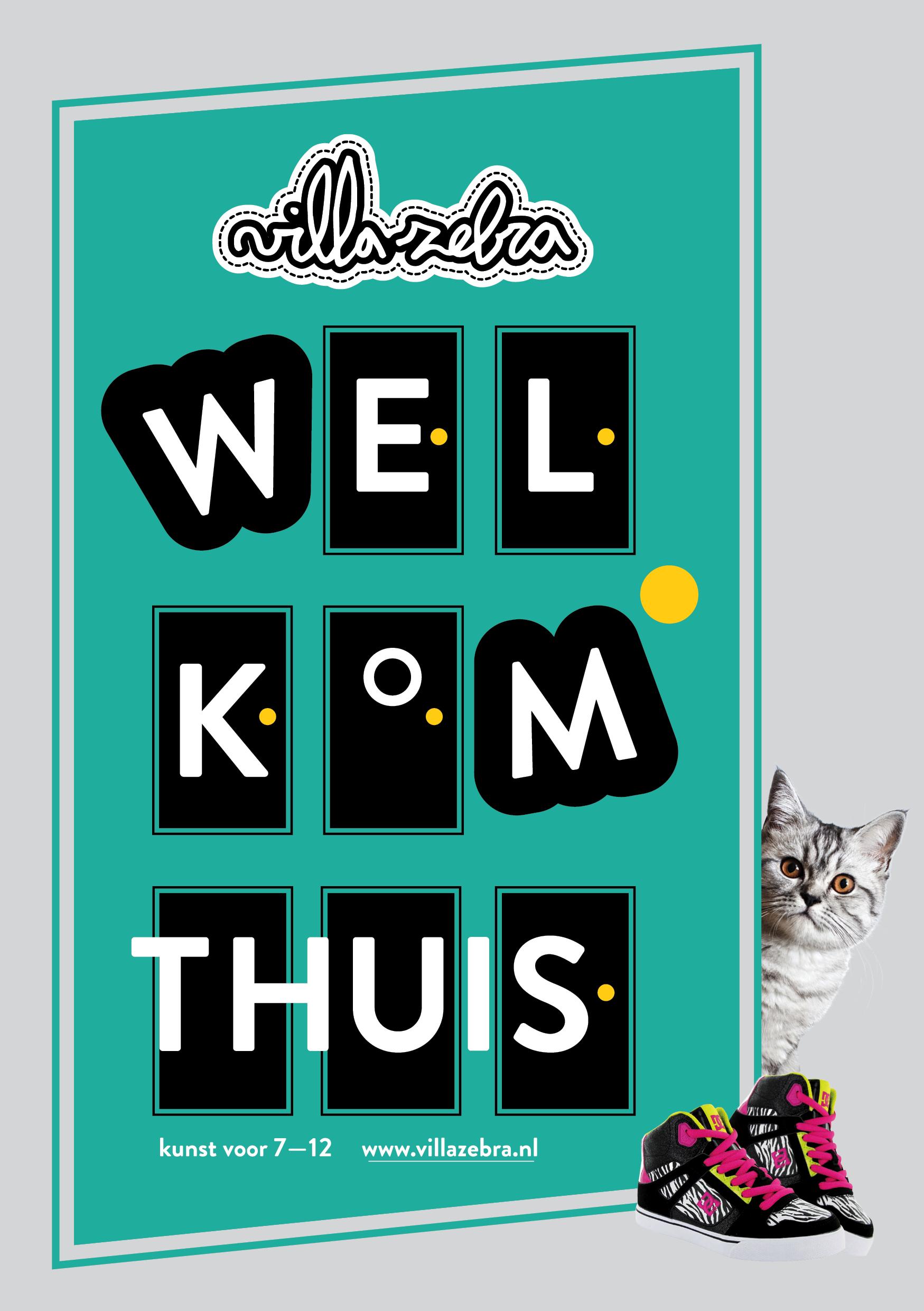 VillaZebra-WelkomThuis-affiche